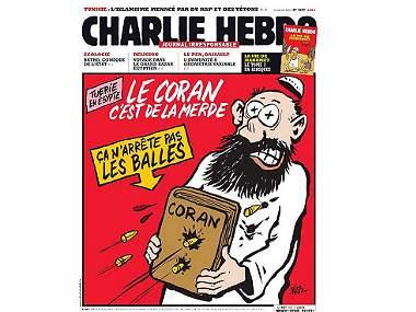 Las polémicas caricaturas del semanario 'Charlie Hebdo' contra el Islam