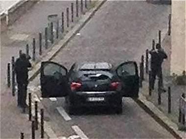El crudo paso a paso de la masacre de 'Charlie Hebdo' en París