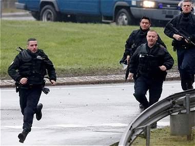 Vea paso a paso la cacería de los atacantes de 'Charlie Hebdo'