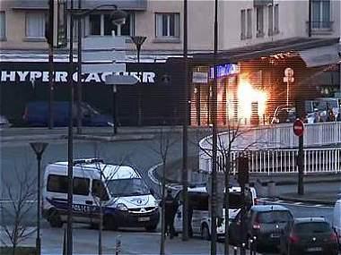 Abatidos hermanos Kouachi, responsables de ataque a 'Charlie Hebdo'