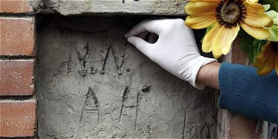 El olvido sepulta  a 27.000 muertos