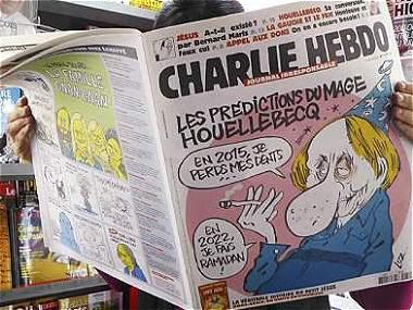 Habrá caricaturas de Mahoma en la próxima edición de 'Charlie Hebdo'