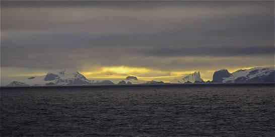 Expedición colombiana arribó a la Antártida