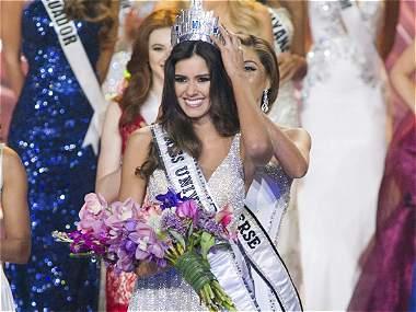 Así fue el instante en que Colombia volvió a ganar Miss Universo