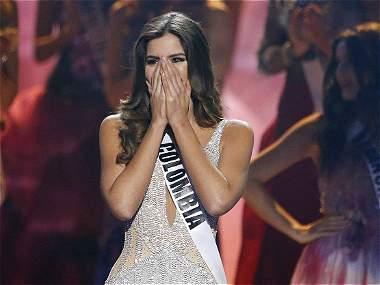 Los principales diarios del mundo destacaron el triunfo de Paulina Vega