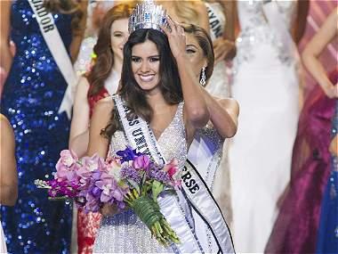 ¡Colombia celebra! Paulina Vega Dieppa ganó Miss Universo