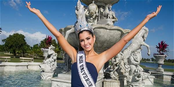 El trabajo detrás de 'hacer' una Miss Universo