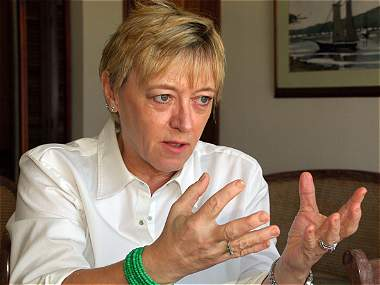 Jody Williams y la paz real en el Hay Festival Cartagena