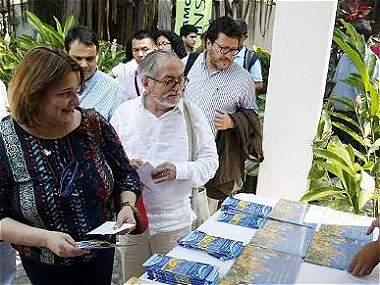 Homenaje a Gabo en Aracataca transcurrió entre aplausos y risas
