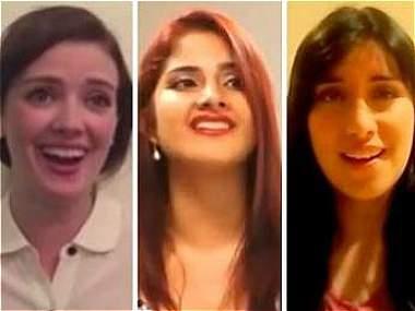 Una de estas 5 mujeres podría ser 'La Novicia Rebelde' colombiana