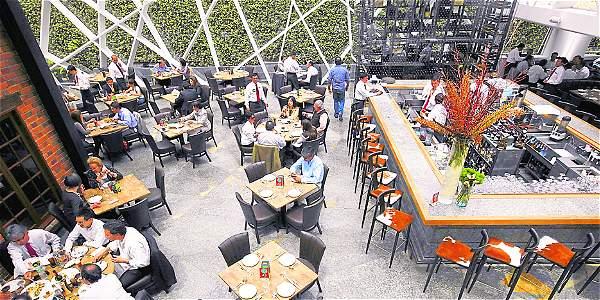 Vitrina de anato 10 restaurantes para visitar en bogot for Criterion restaurante bogota