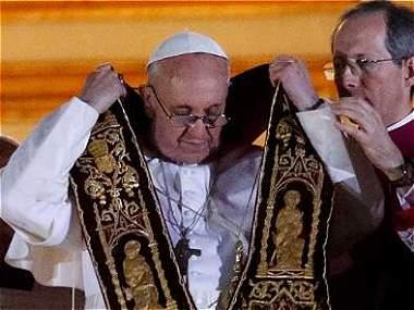 Análisis sobre el significado de la llegada del pontifice a Colombia