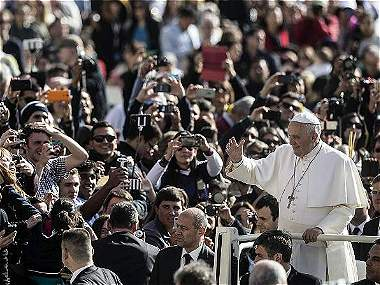 Los viajes del papa Francisco durante su pontificado