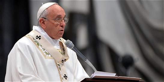 'Pienso en el cansancio de los sacerdotes... Yo también estoy cansado'