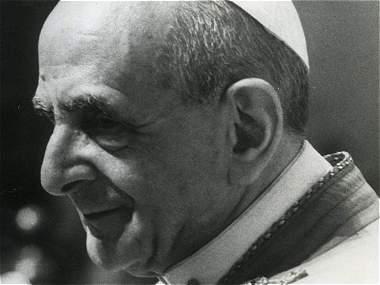 Así fue la visita de Pablo VI a Colombia