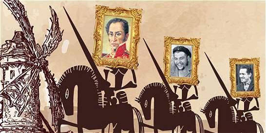 Los 'herederos' de don Quijote en América Latina