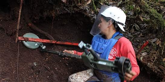 Mujeres que enfrentan al asesino enterrado en Carmen de Viboral