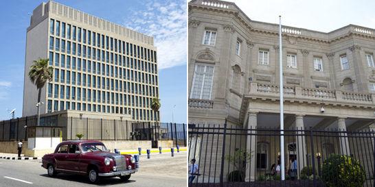 Reapertura de las embajadas acerca más a Cuba y EE. UU.