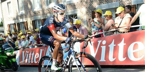 Járlinson Pantano, ciclista colombiano.