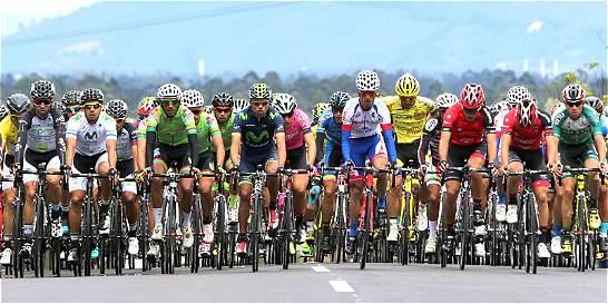 Mauricio Ortega es el nuevo líder de la Vuelta a Colombia
