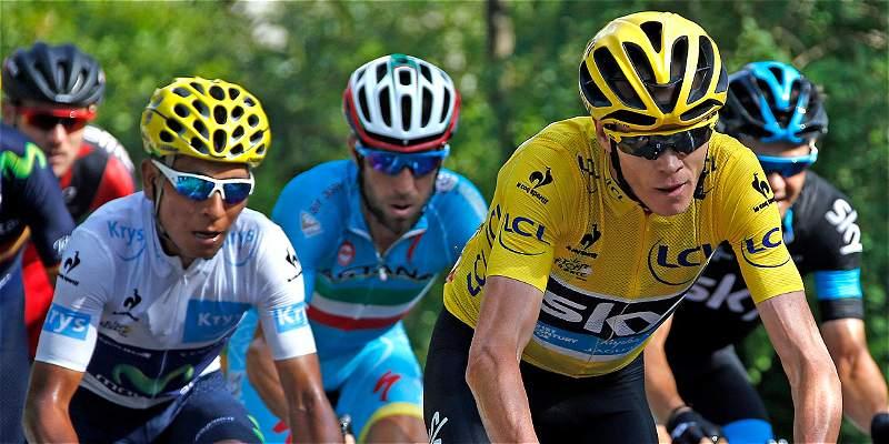 'Magníficos' del Tour se retan en la Vuelta