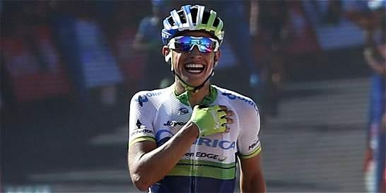 Chaves 'dinamitó' la Vuelta a España