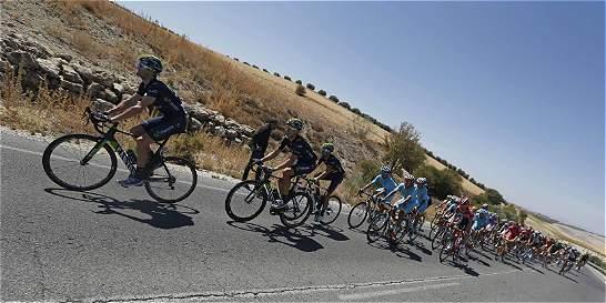 La Vuelta España entra a su descanso previo a la definitiva crono