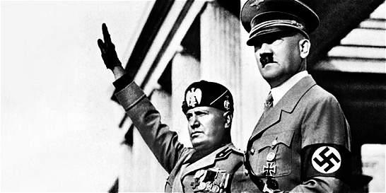 La Italia del Duce: el espejo de Hitler