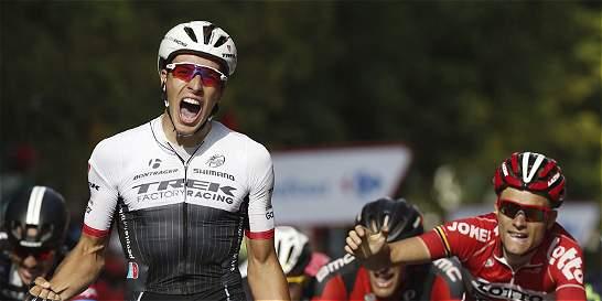 Danny Van Poppel ganó la etapa 12 y Fabio Aru se mantuvo de líder