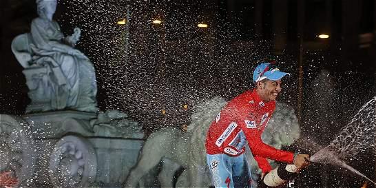 'Nunca hay que rendirse': Fabio Aru, campeón de La Vuelta