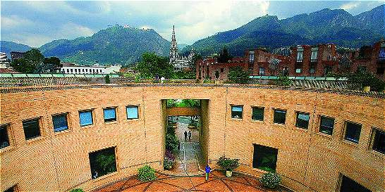 La belleza de la capital colombiana