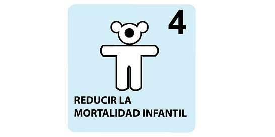 Reducir la mortalidad de los niños menores de 5 años