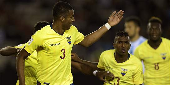 Debut soñado de Ecuador en la Eliminatoria: superó 0-2 a Argentina