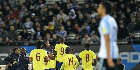 Ecuador quiere repetir la actuación que tuvo frente a Argentina