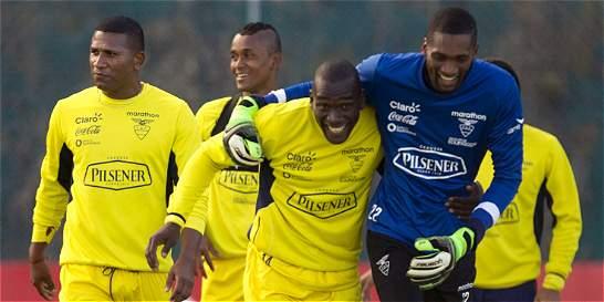 Ecuador vs. Uruguay, duelo por el liderato de la eliminatoria