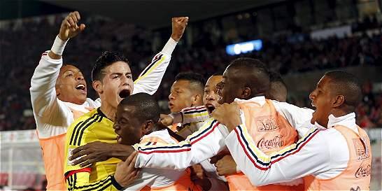 Aguantar, esperar y acertar: las claves de Colombia frente a Chile