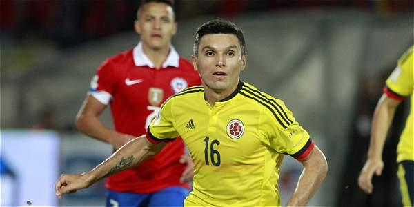 Resultado de imagen para Daniel Torres seleccion de colombia