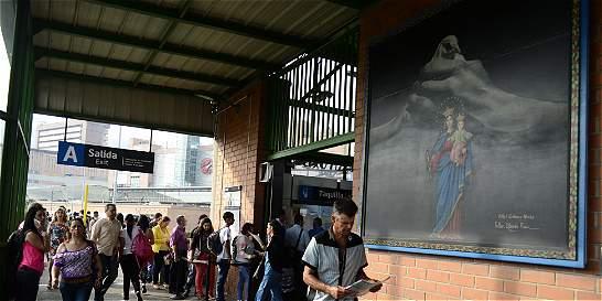 Las vírgenes que fueron el primer escalón hacia la 'cultura metro'