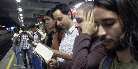 Letras al metro en su aniversario
