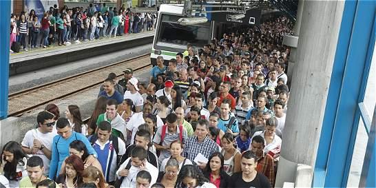 ¿El metro se quedó chiquito 20 años después?