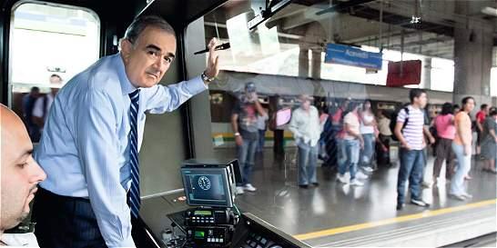 Los líderes que levantaron el proyecto metro