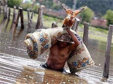 Décadas de sequía y lluvias torrenciales vendrían para el país