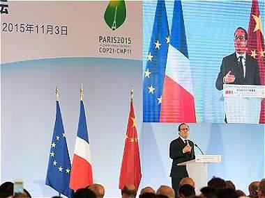 Hollande: acuerdo sobre el clima