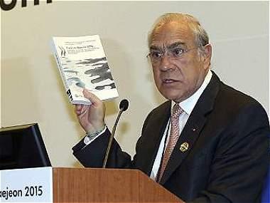 Planes de reducción de emisiones son insuficientes: OCDE