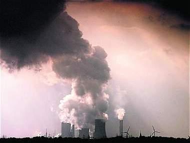 Concentración récord de gases de efecto invernadero en 2014