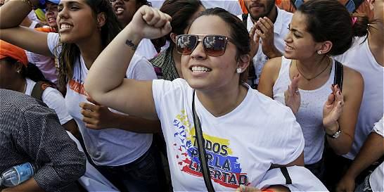 'Lo que vamos a perder es el miedo': secretario de la MUD en Venezuela