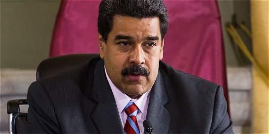 Maduro dice que asesinato de opositor sería un 'ajuste de cuentas'