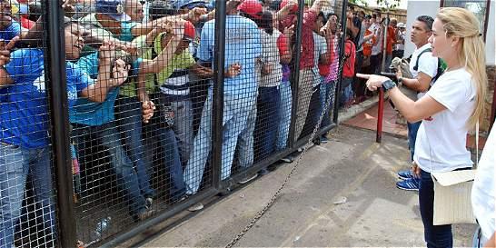 Alarma por violencia en campaña electoral en Venezuela