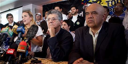 Luis Manuel Díaz, un opositor venezolano de bajo perfil