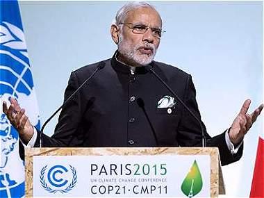 India bloquea las negociaciones del acuerdo climático de París
